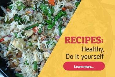 Healthy Recipes - Behealthywise