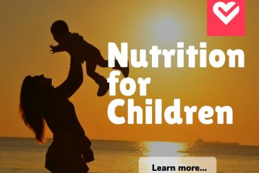 Nutrition for children behealthywise
