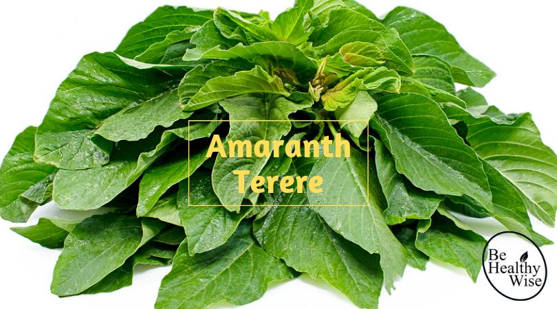 Behealthywise - Amaranth alias Terere