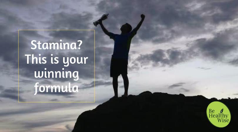Behealthywise - stamina winning formula