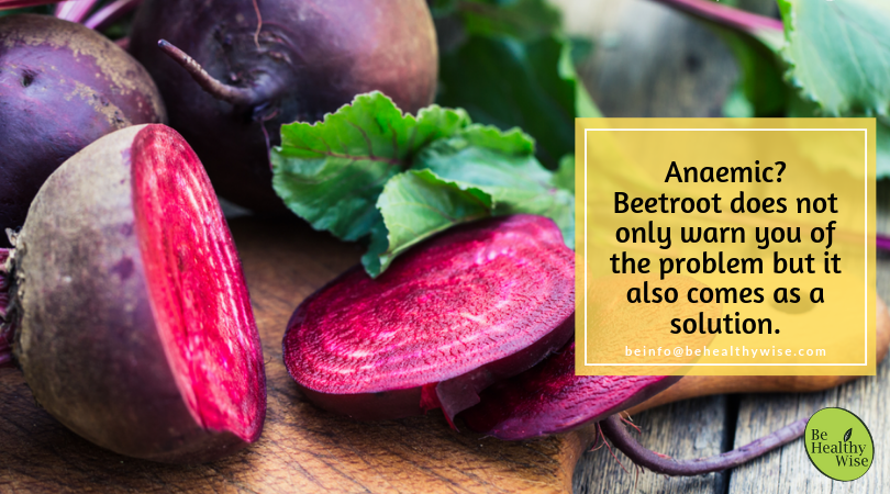 behealthywise - benefits of beetroot