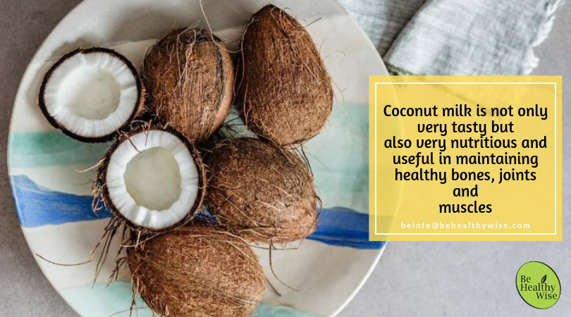 behealthywise - nutrition benefits of coconut